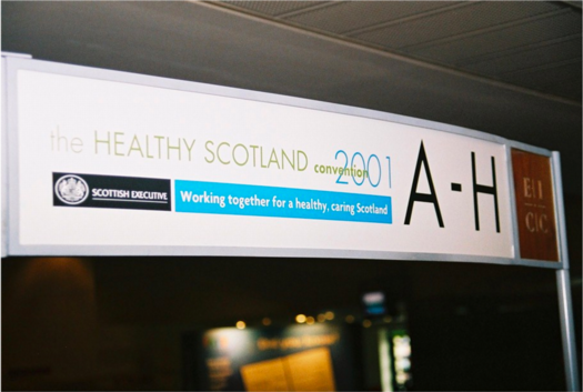The Healthy Scotland Convention 2001